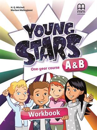 Εικόνα της YOUNG STARS Α' & Β' W.B.(INC.CD)