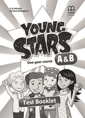 Εικόνα της YOUNG STARS Α' & Β' TEST BOOKLET