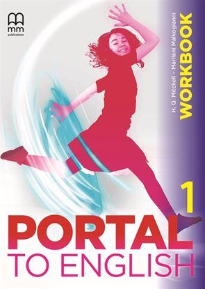 Εικόνα της PORTAL TO ENGLISH 1 (BRIT.) W.B. (INC.C CD)
