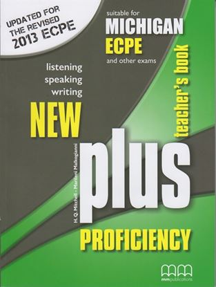 Εικόνα της NEW PLUS PROFICIENCY 2013 T.B.