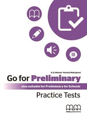 Εικόνα της GO FOR PRELIMINARY PR.TESTS T.B. (CD)