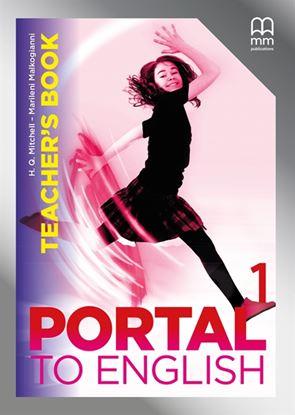 Εικόνα της PORTAL TO ENGLISH 1 (BRIT.) T.B.