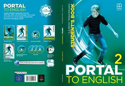 Εικόνα της PORTAL TO ENGLISH 2 Student's Book