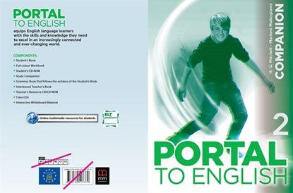 Εικόνα της PORTAL TO ENGLISH 2 (BRIT.) COMPANION