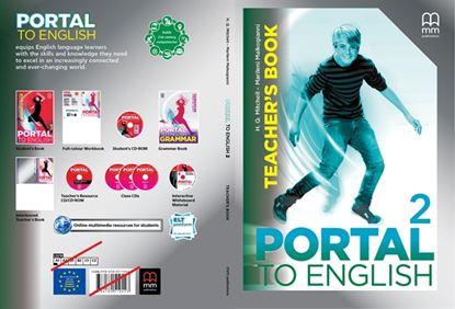 Εικόνα της PORTAL ΤΟ ENGLISH 2 (BRIT.) T.B.