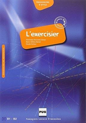 Εικόνα της L'EXERCISIER:MANUEL D'EXPRESSION FRANCA