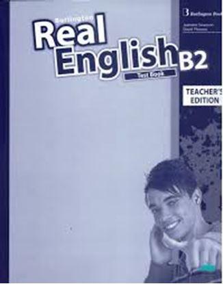 Εικόνα της REAL ENGLISH B2 TCHR'S TEST