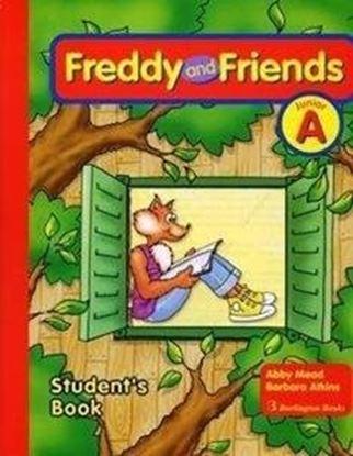 Εικόνα της Freddy and Friends Junior A Flashcards n