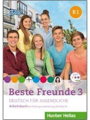Εικόνα της BESTE FREUNDE 3 ARBEITSBUCH (+CD-ROM)