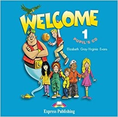 Εικόνα της WELCOME 1 PUPIL'S AUDIO CDs (Dialogues -Texts)