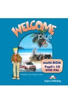 Εικόνα της WELCOME PLUS 6 MULTI-ROM PAL