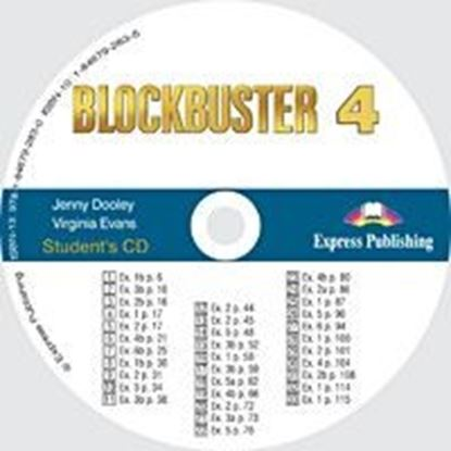 Εικόνα της BLOCKBUSTER 4 STUDENT'S CD