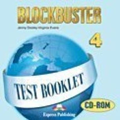Εικόνα της BLOCKBUSTER 4 TEST BOOKLET CD-ROM