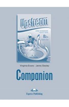 Εικόνα της UPSTREAM UPPER INTERMEDIATE B2+ STUDY COMPANION REVISED-(3rd EDITION)