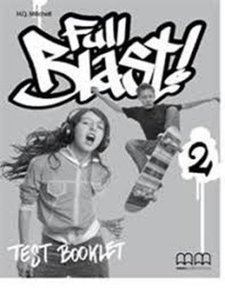 Εικόνα της FULL BLAST 2 WRITING BOOKLET.