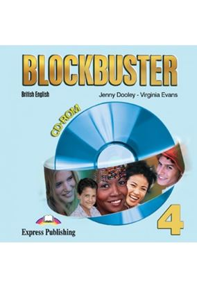Εικόνα της BLOCKBUSTER 4 CD-ROM (BRITISH ENGLISH)