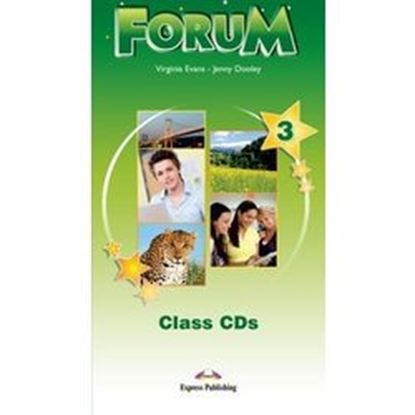 Εικόνα της FORUM 3 CLASS CDS (SET OF 8) REVISED