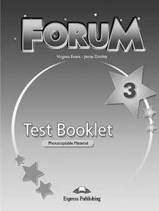 Εικόνα της FORUM 3 TEST BOOKLET (INTERNATIONAL) R EVISED