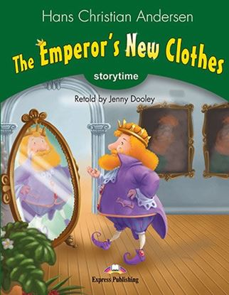 Εικόνα της THE EMPEROR'S NEW CLOTHES SET WITH CD PAL