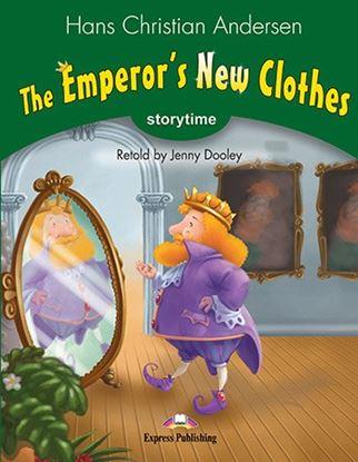 Εικόνα της THE EMPEROR'S NEW CLOTHES SET WITH CD PAL
