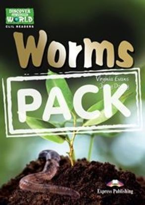 Εικόνα της WORMS (DISCOVER OUR AMAZING WORLD) STU DENT'S PACK 1  (DAW) WITH MULTI-ROM PAL WITH CROSS-PLATFORM APP