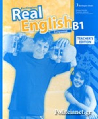 Εικόνα της REAL ENGLISH B1 TCHR'S COMPANION