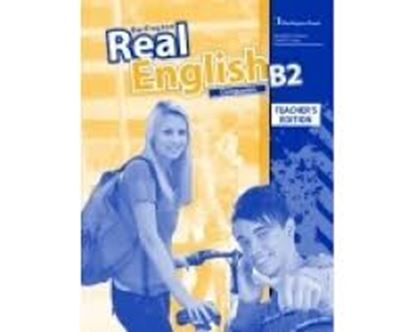 Εικόνα της REAL ENGLISH B2 TCHR'S GUIDE