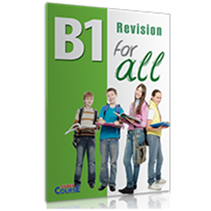 Εικόνα της B1 FOR ALL REVISION SB