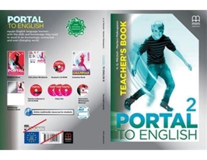 Εικόνα της PORTAL ΤΟ ENGLISH 2 (BRIT.) W.B. Τ.ED.