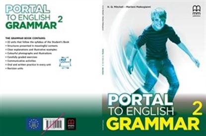 Εικόνα της PORTAL TO ENGLISH 2 (BRIT.) GRAMMAR BOO OK T.ED.