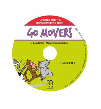 Εικόνα της GO MOVERS CLASS CD (REV. FOR 2018 YLE) C.CD)