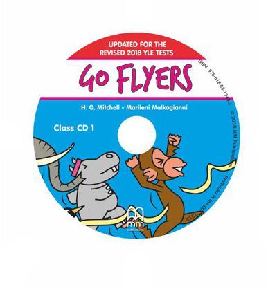 Εικόνα της GO FLYERS Class CD (Rev.for 2018 YLE)