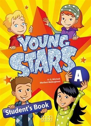 Εικόνα της Young Stars A - Student's Book with On line Test