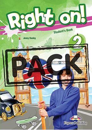 Εικόνα της RIGHT ΟΝ!2 STUDENTS BOOK(+IEBOOK)