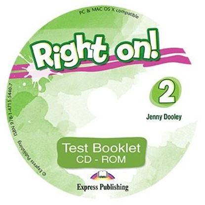 Εικόνα της RIGHT ΟΝ!2 TEST BOOKLET CD-ROM