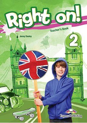 Εικόνα της RIGHT ΟΝ!2 TEACHERS BOOK