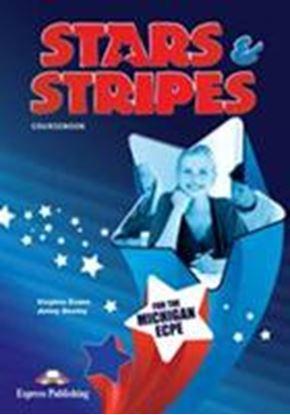Εικόνα της STARS & STRIPES MICHIGAN ECPE STUDENT'S BOOK (NEW)