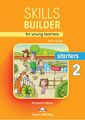 Εικόνα της SKILLS BUILDER YLE STARTERS 2 STUDENT'S BOOK NEW