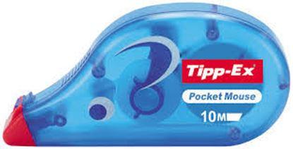 Εικόνα της ΔΙΟΡΘΩΤΙΚΟ TIPP-EX POCKET MOUSE 4,2X10m
