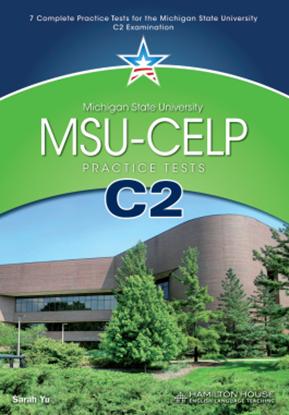 Εικόνα της MSU CELP C2 PRACTICE TESTS (+GLOSSARY)