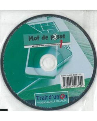 Εικόνα της MOT DE PASSE 1 CD