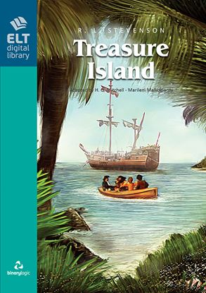 Εικόνα της TREASURE ISLAND+DIGITAL CODE
