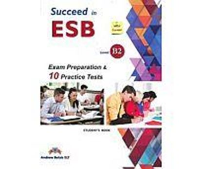 Εικόνα της SUCCEED IN ESB B2 PRACTICE TESTS SB 2017 ED.