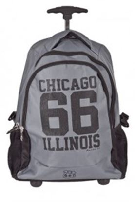 Εικόνα της ΣΧΟΛΙΚΗ ΤΣΑΝΤΑ CHICAGO 66 ILLINOIS