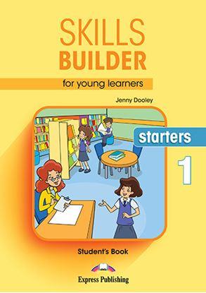 Εικόνα της SKILLS BUILDER YLE STARTERS 1 STUDENT'S BOOK NEW