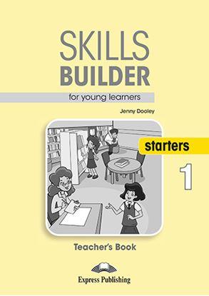 Εικόνα της SKILLS BUILDER YLE STARTERS 1 TEACHER'S BOOK NEW