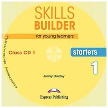 Εικόνα της SKILLS BUILDER YLE STARTERS 1 CLASS CD'S NEW
