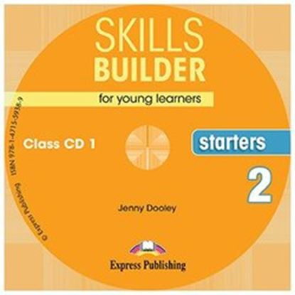 Εικόνα της SKILLS BUILDER YLE STARTERS 2 CLASS CD'S NEW
