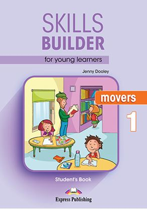 Εικόνα της SKILLS BUILDER YLE MOVERS 1 STUDENT'S BOOK NEW