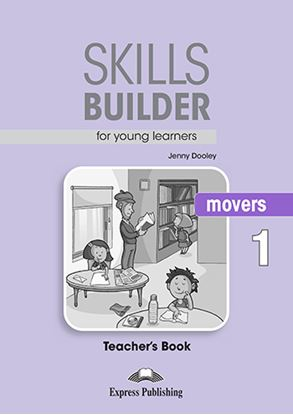 Εικόνα της SKILLS BUILDER YLE MOVERS 1 TEACHER'S BOOK NEW